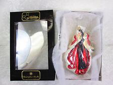 Christopher Radko Disney 1998 LE Cruella de Vil Ornament 3010 / 10,000