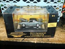 Ertl 1:64 American Muscle with Display Case Limited Edition 1971 dodge charger