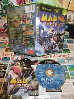 Xbox:Mad Dash Racing [TOP & 1ERE EDITION] COMPLET - Fr