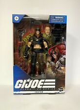 Hasbro GI Joe Classified Series #24 Cobra Dreadnok Zartan 6 inch figure IN HAND