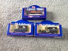 Lledo RNLI Lifeboat Collection x 3 Boxed Die-cast Models,