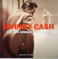 Johnny Cash - The Sun Singles Collection (180g Vinyl 2LP Gatefold) NEW/SEALED