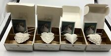 Margaret Furlong Lot Of 4 New In Box Never Used Gorgeous Ornaments