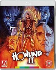 Howling II Your Sister Is a Werewolf Dual Format Blu-ray DVD Region 2