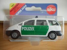 Siku Ford Galaxy 2.8i Polizei in White/Green on Blister (1365)