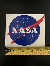 "NASA 3.5"" ""Meatball"" Decal/Sticker Free Shipping"