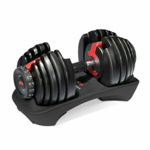 Bowflex SelectTech 552 Adjustable Single Dumbbell - New- Fast Free Shipping