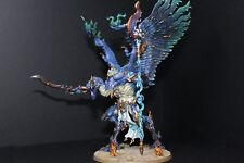 Warhammer 40k & AOS Pro Painted Lord of change plus Démon Made To Order