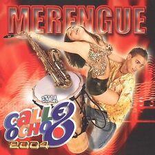 Various Artists : Merengue En La Calle Ocho 2004 CD