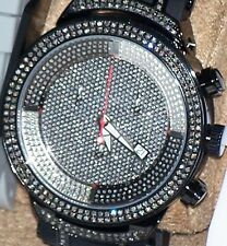 New Authentic Mens JOJO Joe Rodeo master jjm10 2.20ct.apx.242pcs.Diamonds watch.