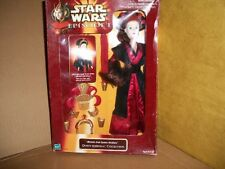 "STARWARS 12"" ACTION FIGURE QUEEN AMIDALA EPISODE 1 HASBRO COLLECTIBLE NIB"