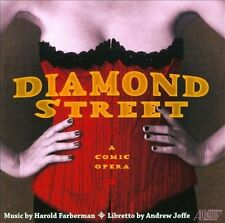 Harold Farberman: Diamond Street, A Comi CD
