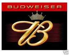 """Budweiser Vinyl Sticker Decal 14"""""""