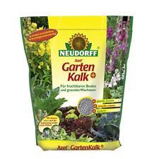 NEUDORFF - Azet GartenKalk - 2,5kg - Nährstoffe Bodenhilfsstoff Magnesium Kalk
