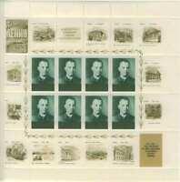 Russia USSR 1970 Birth Centenary of V.I.Lenin Mi.Nr. 3749-58 MNH 10 Full Sheets