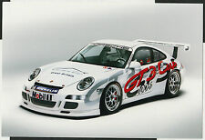 2006 PORSCHE 911 GT3 CUP CAR 2006 CARRERA CUP GB PORSCHE WERKFOTO PHOTOGRAPH
