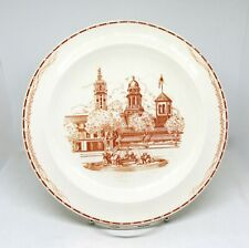Wedgwood Country Club Plaza Towers Collector's Plate Kansas City Missouri