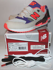 New Balance West NYC M530 Encap Off White Lava Sneakers Men's Size 12 New