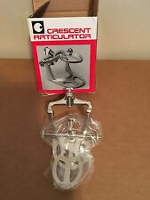 Crescent Dental Articulator