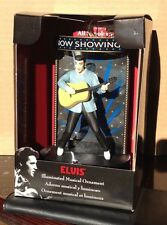 "ELVIS PRESLEY ""All Shock Up""  Illuminated Musical STAGE   Ornament"