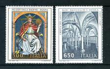 1989 - LOTTO/6915 - REPUBBLICA - ARTE ITALIANA 2V. - NUOVI
