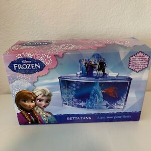 Penn-Plax Officially Licensed Disney's Frozen Themed Betta Tank from Perfect ...