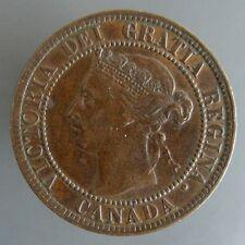 Victoria Large Cent 1893