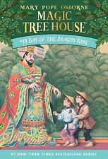 Magic Tree House (R): Day of the Dragon King No. 14 by Mary Pope Osborne (1998,