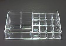 Acrylic Multi-Function Organizer Makeup Tools / Brush Holder and Office Supplies