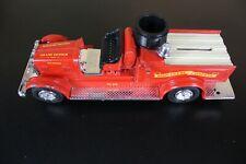 ERTL Collectibles 1926 Seagrave Fire Truck Bank John Deere Company