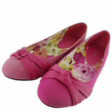 Floral Canvas Ballet Women's Flats