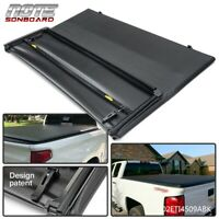 TRI-FOLD 5ft For 2015-2019 Chevy Colorado/GMC Canyon Truck Bed Tonneau Cover