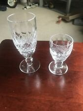 Waterford Crystal Colleen Champagne Sherry Glass