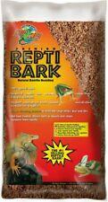 New listing Zoo Med Premium Repti Bark Natural Reptile Bedding 24 Quarts Rb-24