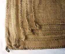 5 Hessian Sacks 60cm x 110cm (Extra Large)