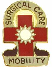 0032 Combat Support Hospital Unit Crest (Surgical Care Mobility)