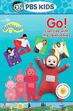 Teletubbies - Go Exercise with the Teletubbies (DVD, 2005)
