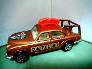CORGI ROCKETS 926 JAGUAR RACE CAR VINTAGE CONTROL CAR