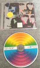 CD  U2 POP 1997