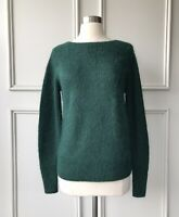 | COUNTRY ROAD | fine alpaca knit bottle green | $179 | SIZE: XXS,XS,S,M,L |