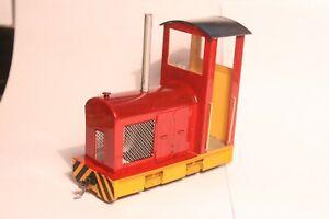 Gn15 1:24 Narrow Gauge freelance scratchbuilt Diesel locomotive Kadee couplings