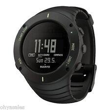 Suunto Core Ultimate Black Multi-Function Outdoor Watch - SS021371000