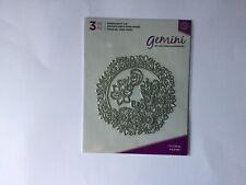 Crafters Companion Gemini Papercraft Die 'Floral Frame' 2 Dies