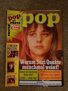 pop nr,4.1975..zeitschrift magazin sehr gut