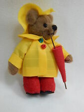 "World of Miniature Bears 1.75"" Cashmere Bear Gene #654 CLOSING"