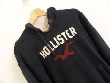 Hollister Mens Long Sleeve Hooded Jumper Size XL  : LS121