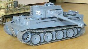 1/16 scale Tiger I Pz.Kpfw.VI (Sd.Kfz.181) German Tank WWII model Panzer Char