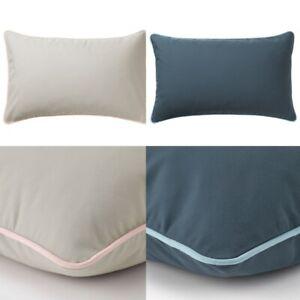 Ikea Gullingen indoor outdoor water resistant cushion cover 40x65cm var cols NEW
