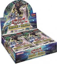 Yugioh Shadows in Valhalla Booster Display - Deutsch