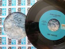 """TURTLES 45 RPM 7"""" - It Ain't Me Babe 2014 RE-ISSUE"""